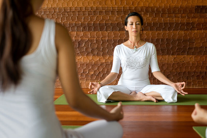 suda ening bale yoga retreat Sanur Bali
