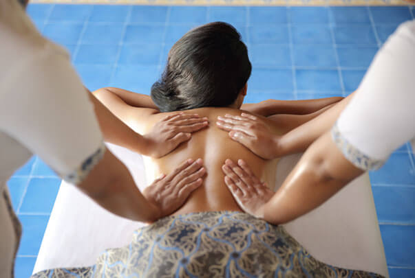sudajiva spa massage