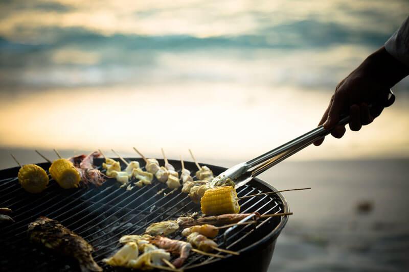 BBQ by the Beach
