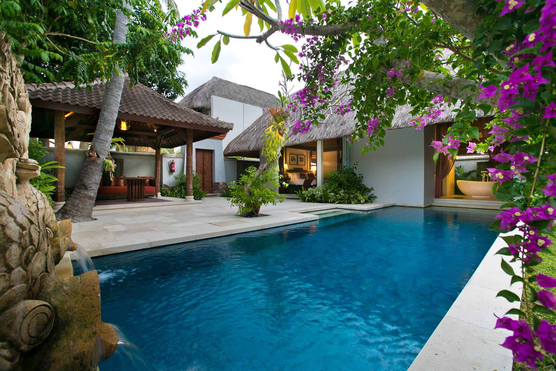 Suranadi private pool villa lombok sudamala resorts - Lombok dive resort ...