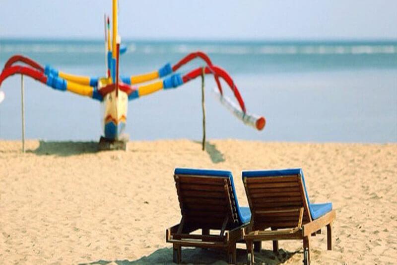 Beach with Sudamala