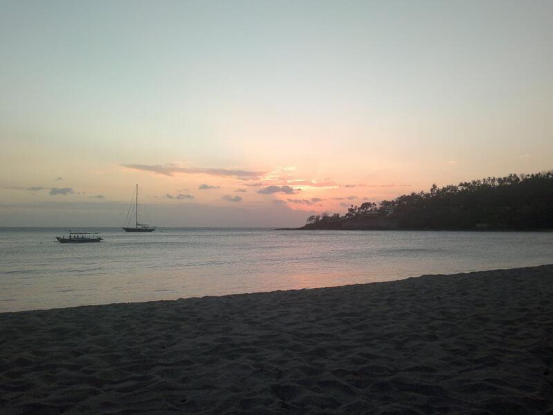 senggigi beach