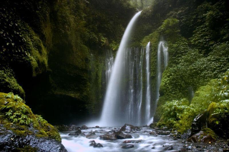 tiu kelep - explore lombok sudamala resorts